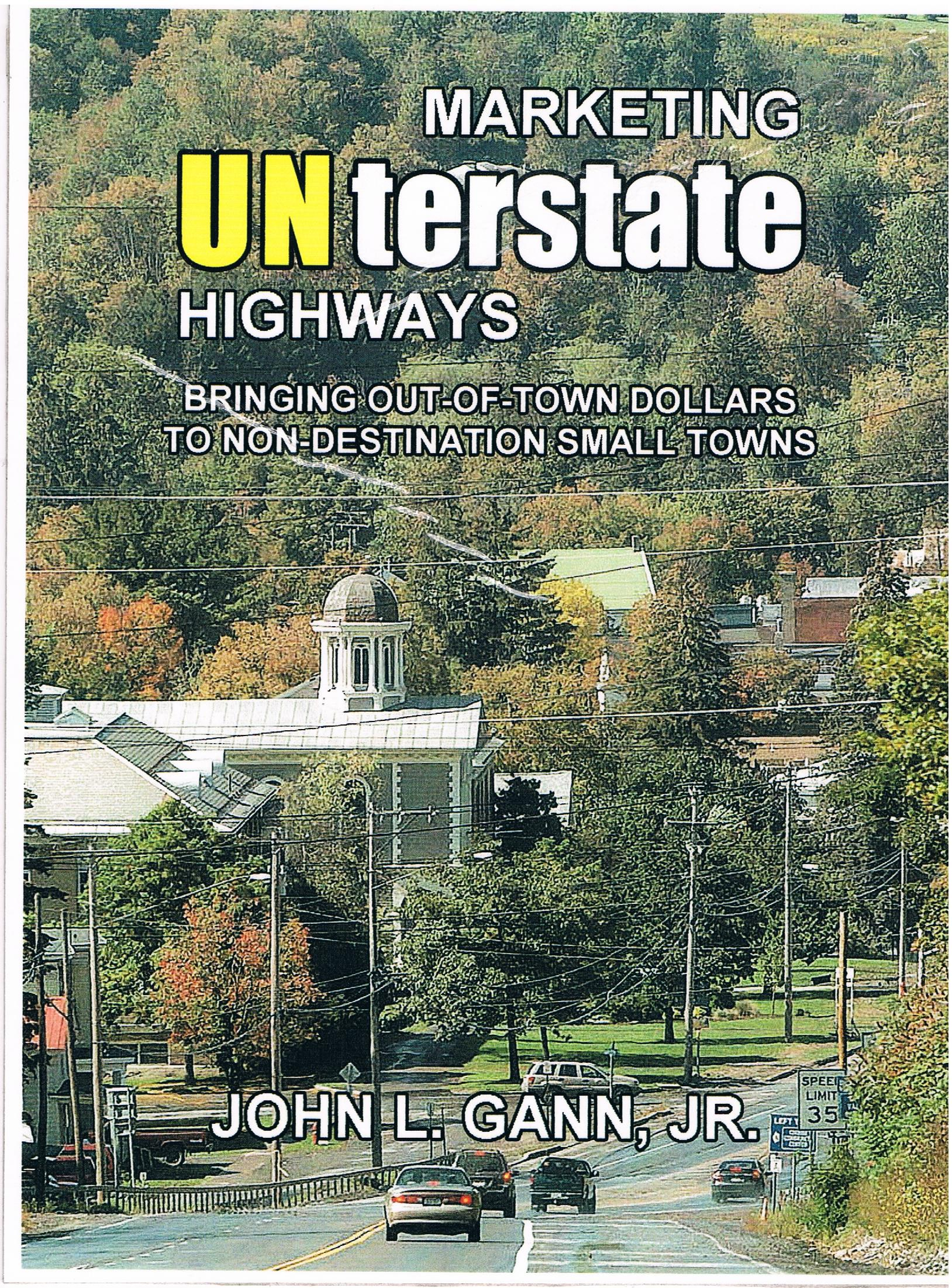 Marketing UNterstate Highways Cover